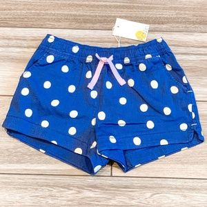 Mini Boden Heart Pocket Shorts NWT! Size 5